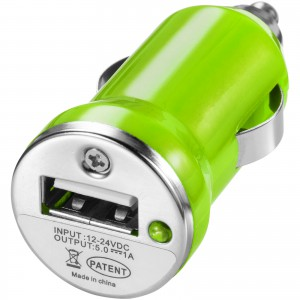 Casco autós adapter, lime (10420803)