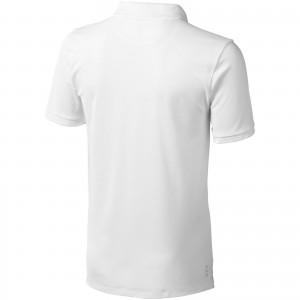 2a84d0f808 Elevate Calgary férfi galléros póló, fehér (Galléros póló, 90-100% pamut