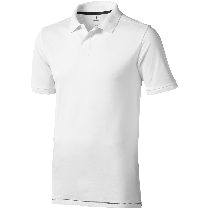 e4d94397e8 Elevate Calgary férfi galléros póló, fehér/kék, 3XL (Galléros póló ...