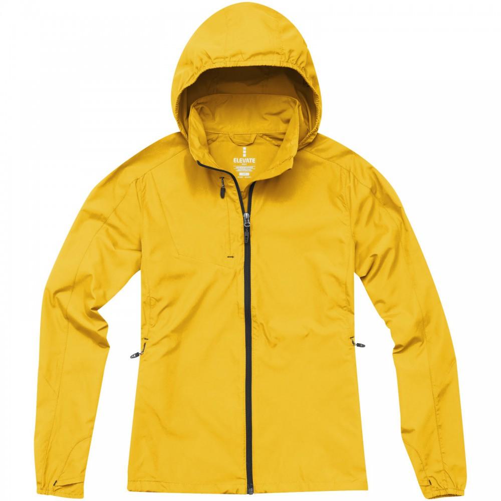 da04f5c88a Elevate Flint könnyű női dzseki, sárga, S (Dzseki) - Reklámajándék ...