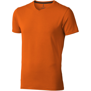 adb498bc3c Elevate Kawartha V nyakú póló, narancs, M (T-shirt, póló, 90-100 ...