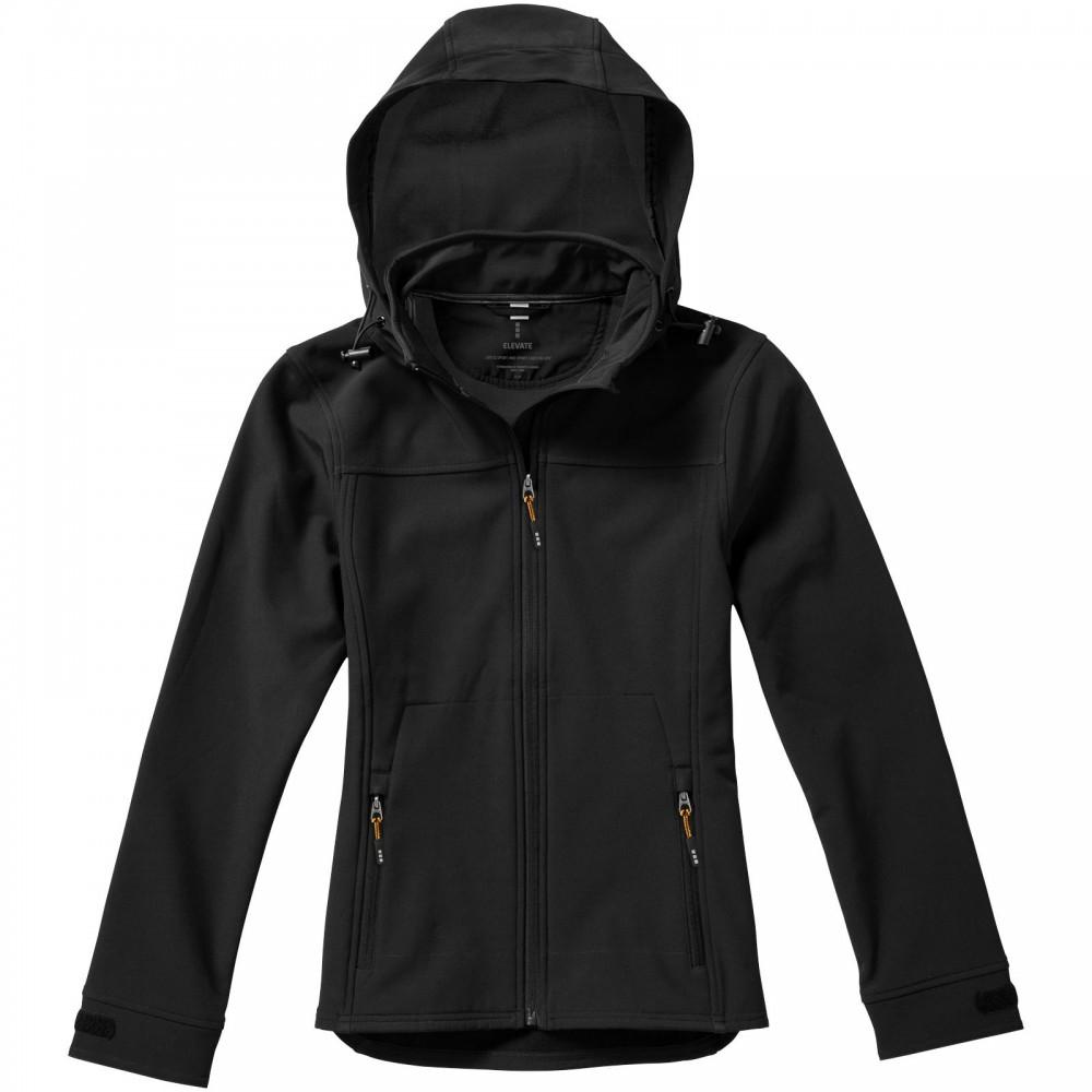 a6d9b0f183 Elevate Langley kapucnis női kabát, fekete, S (Dzseki ...