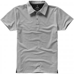 388a91cf52 Elevate Markham galléros férfi póló, szürke (Galléros póló, 90-100% pamut
