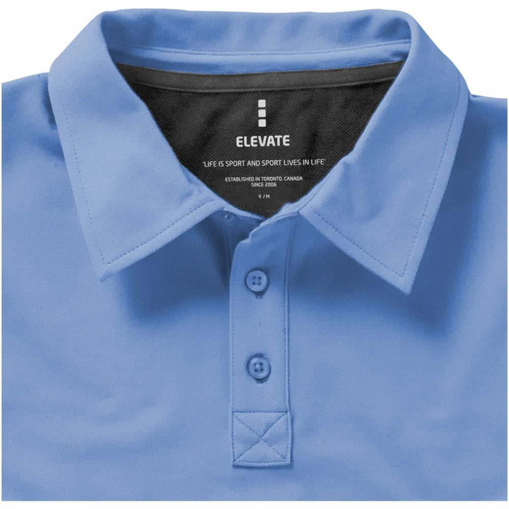 583b773b91 Elevate Markham galléros férfi póló, világoskék (Galléros póló, 90-100%  pamut