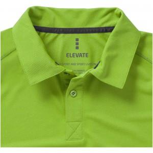 31eb9ee0f2 Elevate Ottawa galléros férfi póló, almazöld (Galléros póló, kevertszálas,  műszálas)
