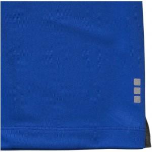 f5665a3a95 Elevate Ottawa galléros férfi póló, kék (Galléros póló, kevertszálas,  műszálas)