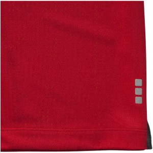 377b38abe0 Elevate Ottawa galléros férfi póló, piros (Galléros póló, kevertszálas,  műszálas)