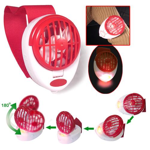 Karra szerelhető ventillátor