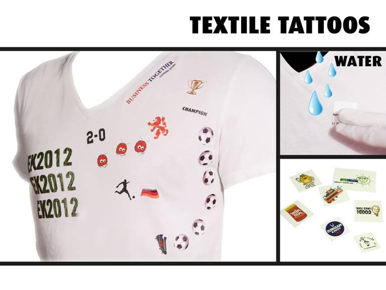 Textiltetoválás