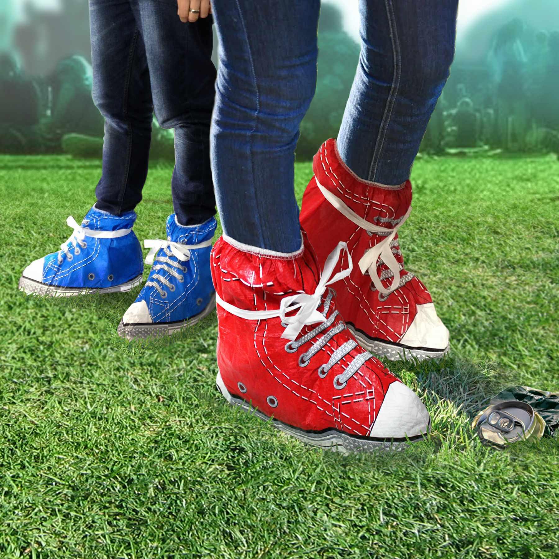 Cipővédő fesztivál cipő