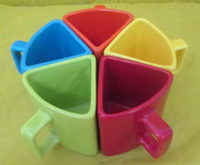 Kerámia csészekészlet