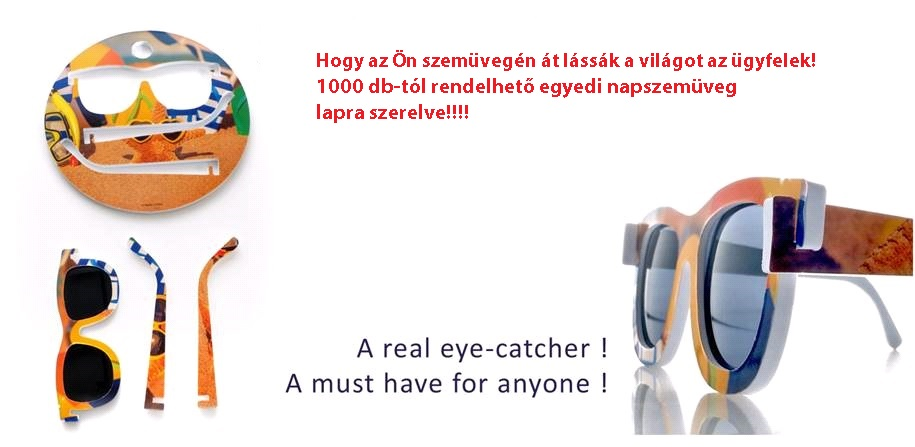 DIY napszemüveg