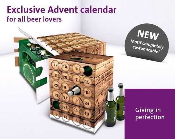 Adventi kalendárium sörkedvelőknek