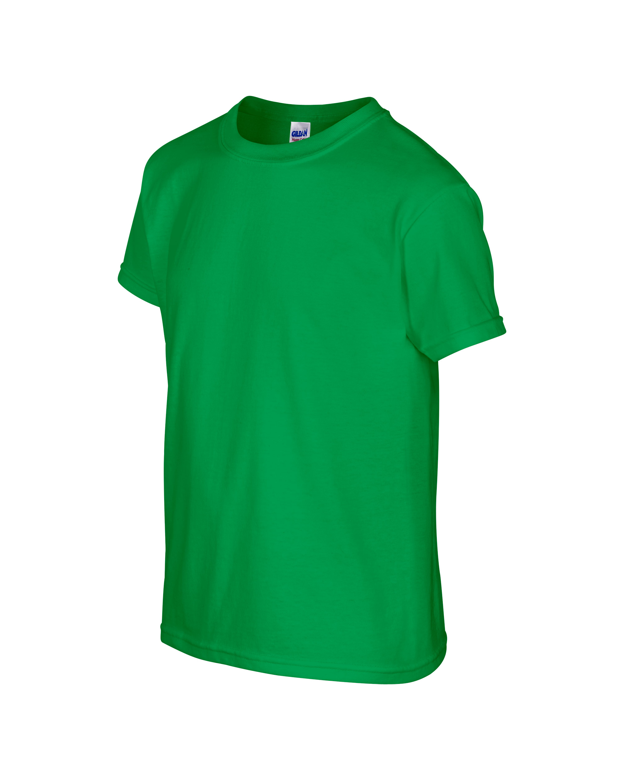 Gildan Heavy Gyerekp L Irish Green Xl P L T Shirt