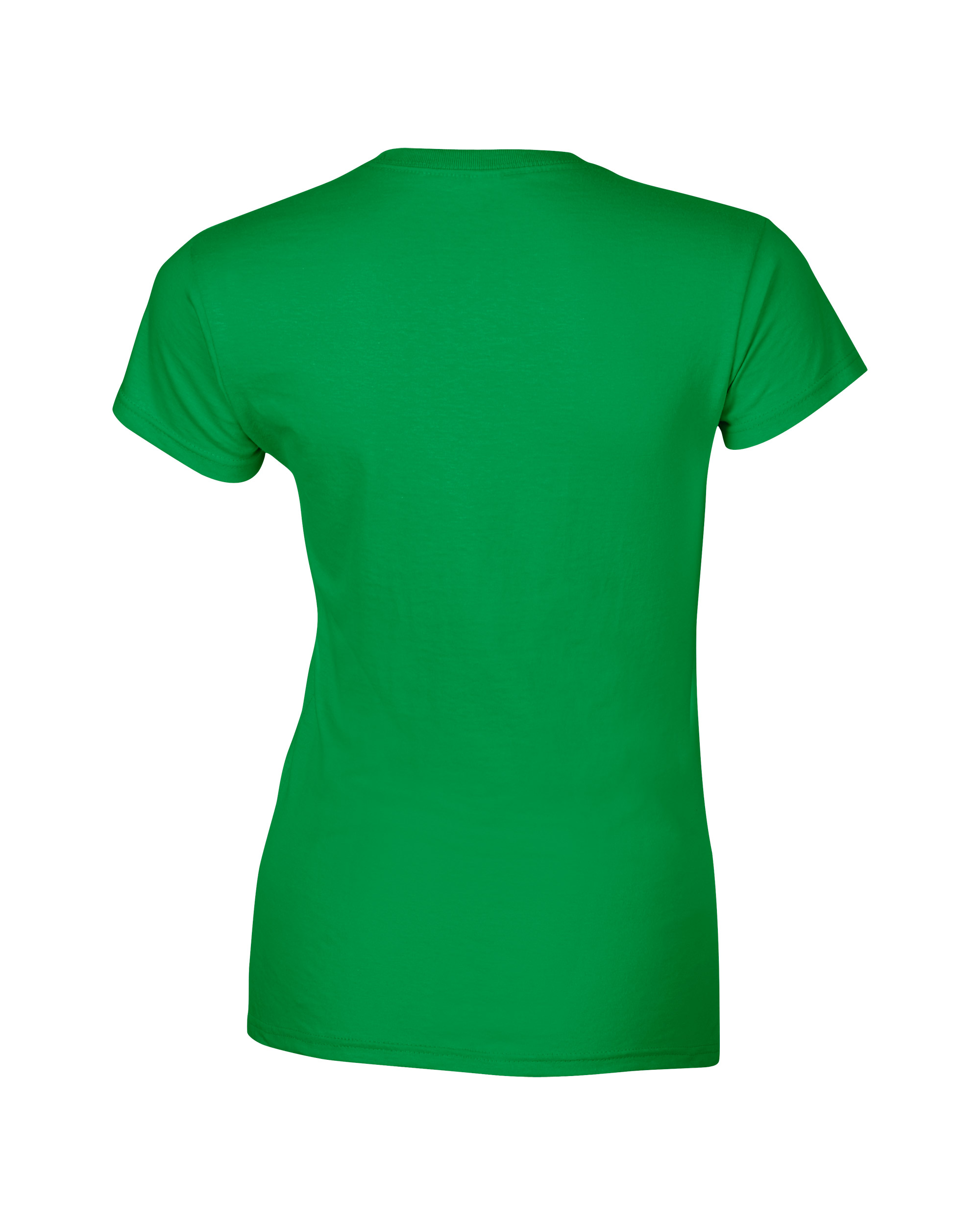 Gildan Softstyle N I P L Irish Green M P L T Shirt