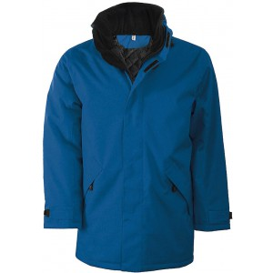Kariban bélelt parka, Light Royal Blue (KA677LRO)
