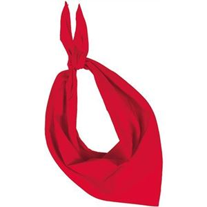 Kup Fiesta bandana, Red, U (KP064RE-U)