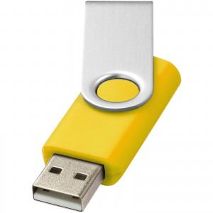 Rotate Basic pendrive, sárga, 4GB (12350507)