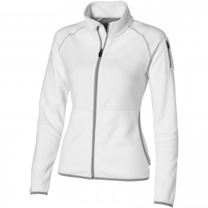 Slazenger Drop fleece pulóver női, fehér