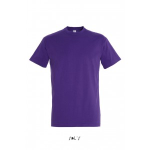 Sols Imperial férfi póló, Dark Purple (SO11500DPU)