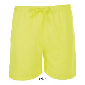 Sols Sandy úszónadrág, Neon Yellow (SO01689NEY)