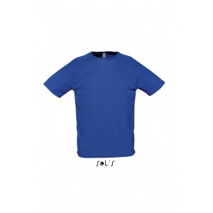 Sols Sporty raglánujjú póló, Royal Blue (SO11939RO)