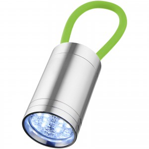 Vela 6 LED-es lámpa, lime (10432102)