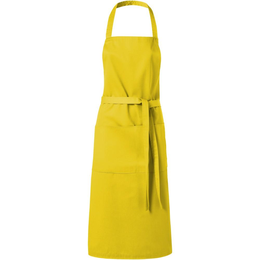 df3df8b950 Viera kötény, sárga (konyhai textil) - Reklámajándék.hu Nagykereskedés